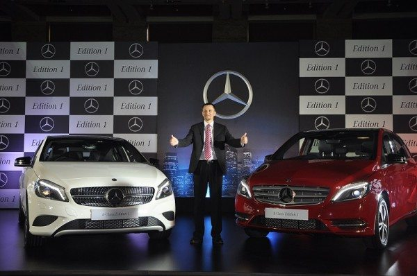 A and B-Class Edition 1