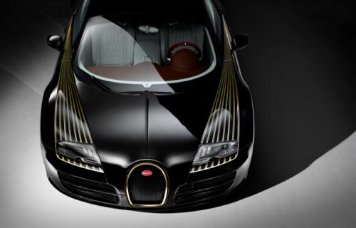 Bugatti Veyron Grand Vitesse black Besse (3)