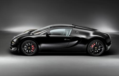 Bugatti Veyron Grand Vitesse black Besse (4)