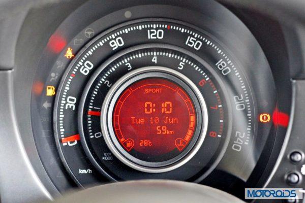 Fiat 500 Abart interior (10)