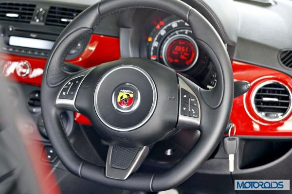 Fiat 500 Abart interior (5)