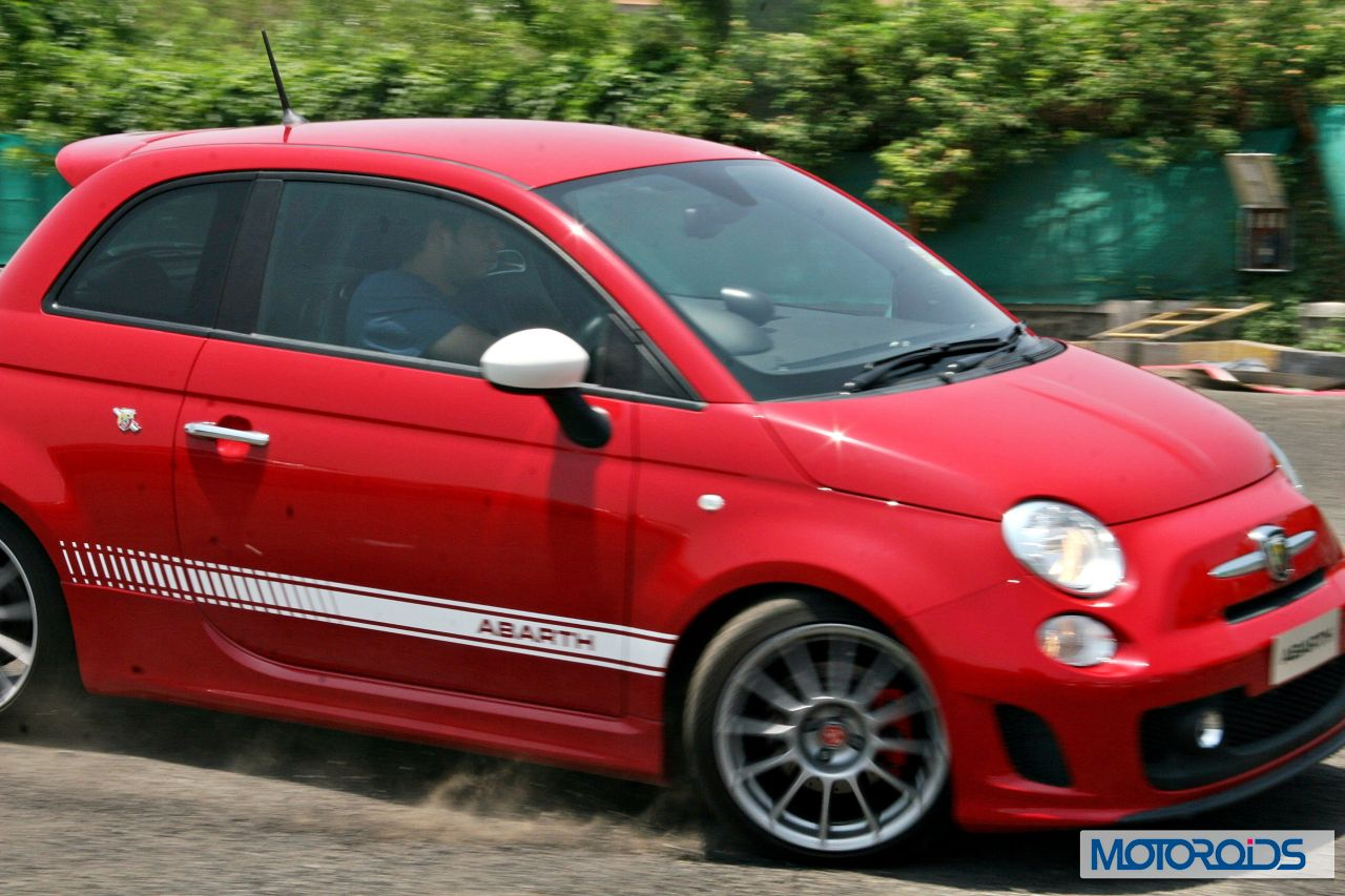 Fiat 500 Abarth Esseesse Review Cheeky Firebreather