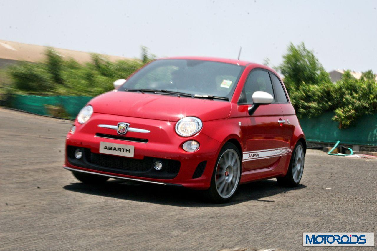 Fiat 500 Abarth Review 15 Motoroids Com