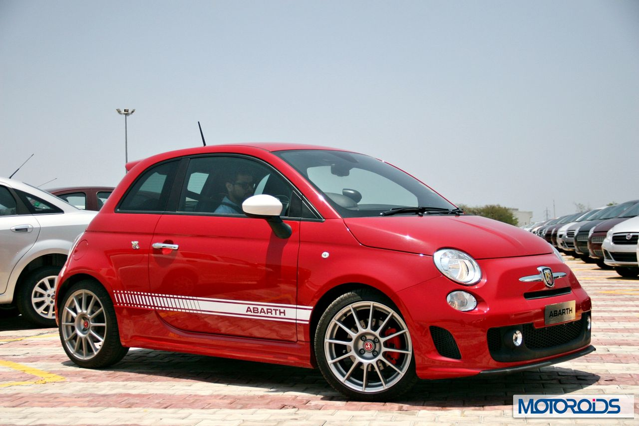 fiat 500 abarth review 24. Black Bedroom Furniture Sets. Home Design Ideas