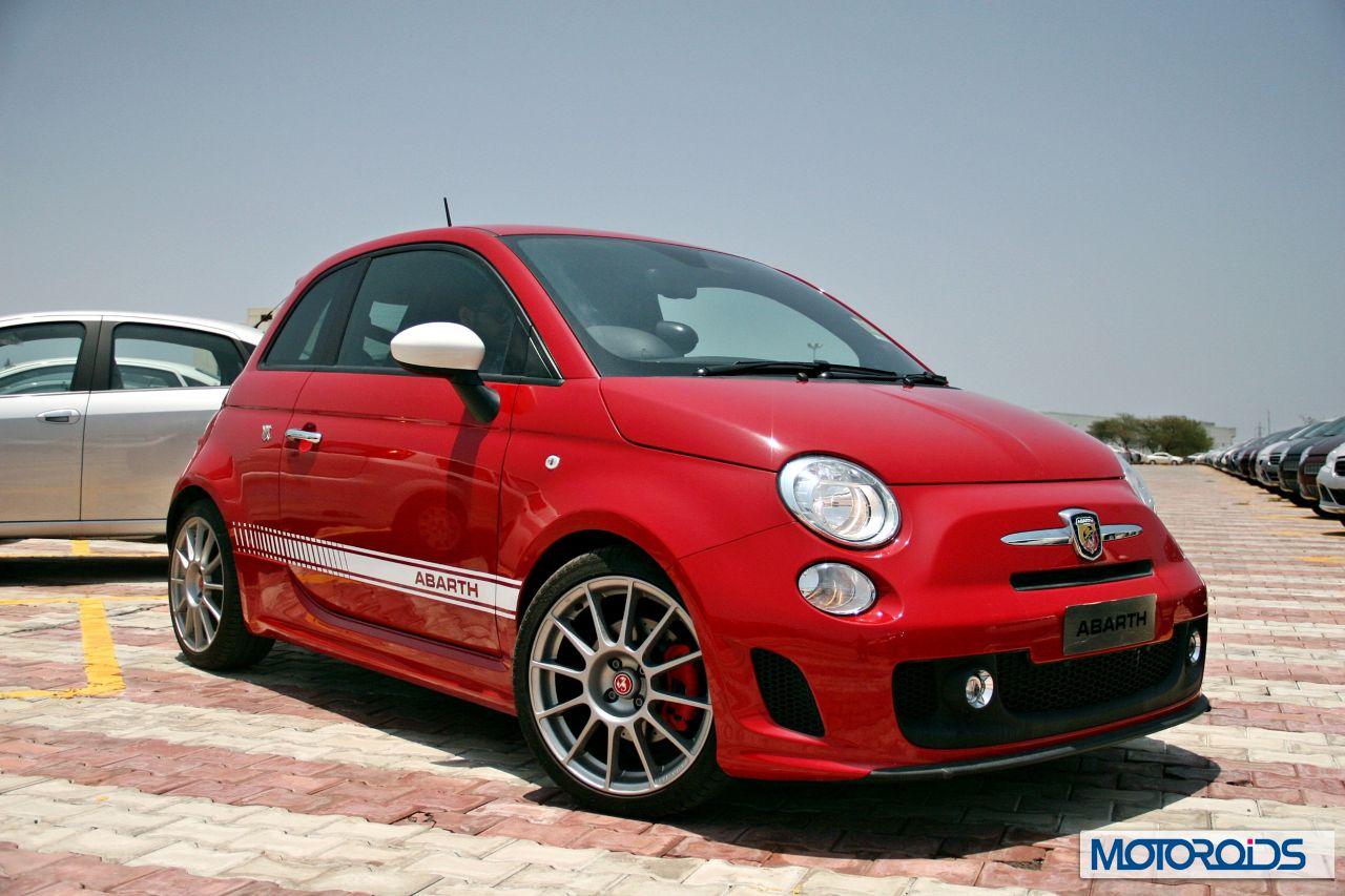 Fiat 500 Abarth Review 25 Motoroids Com