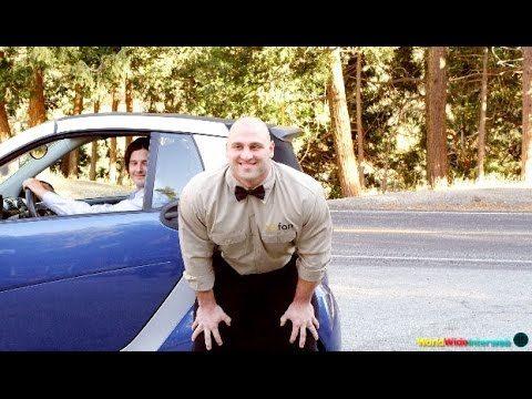 Flatula Backfire The Fart Car