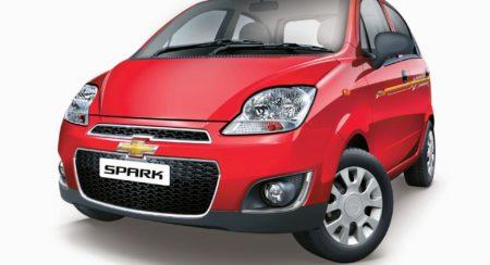 GM Spark special edition