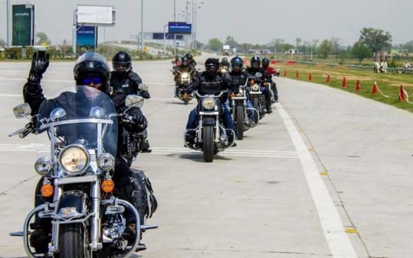 Harley-Davidson India riders image 4