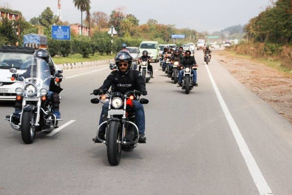 Harley-Davidson India riders image 6