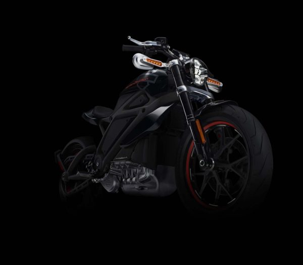 Harley Davidson Livewire electric motorcycle 02