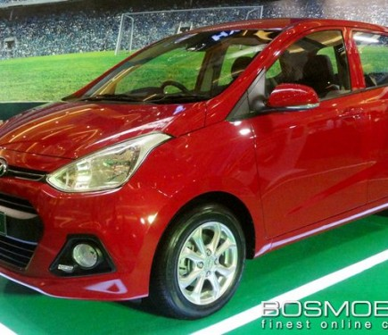 Hyundai Exports India Made Grand I10 To Indonesia Motoroids