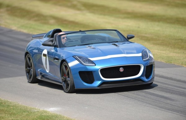 JLR Special Operations Division to Produce Project F