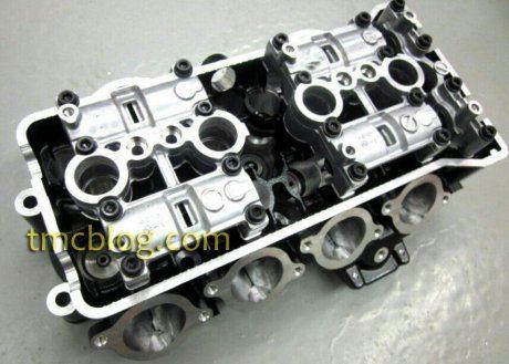 New 250cc engines of Kawasaki