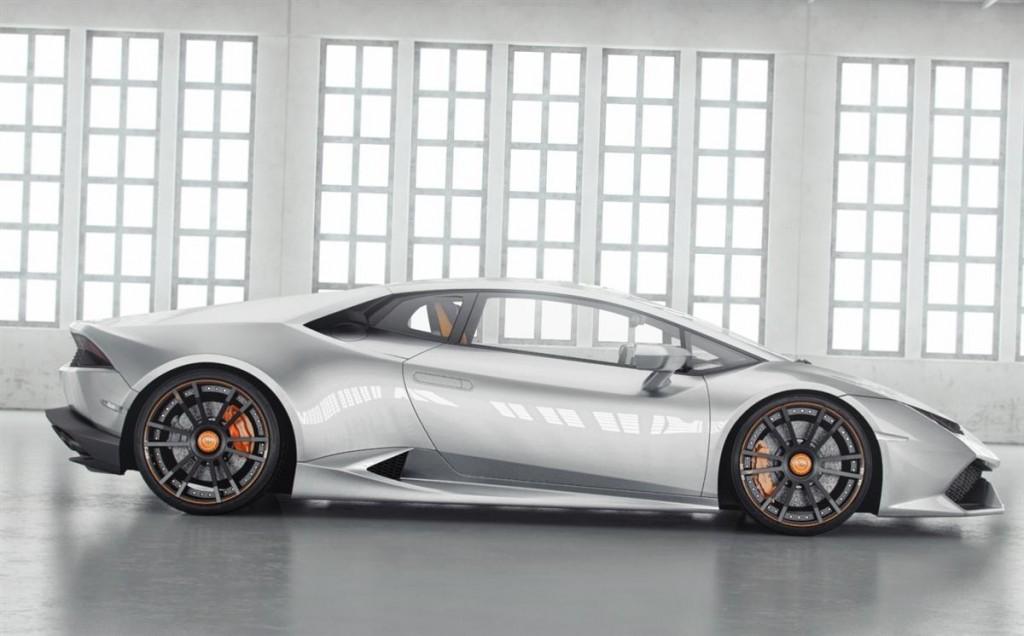 Lamborghini Huracan LP850-4 Lucifero