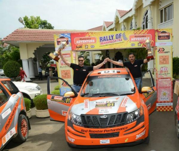 Mahindra_Adventure_Wins_Rally_of_Maharashtra_2014