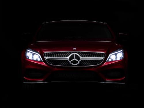 Mercedes-CLS-Front-1