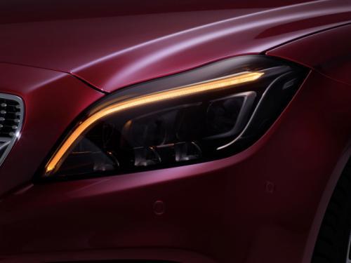 Mercedes-CLS-Frontlight-4