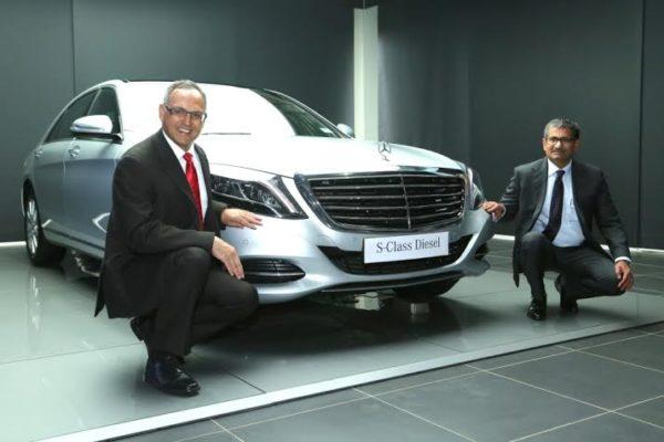 Mercedes S-Class Diesel-1