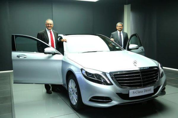Mercedes S-Class Diesel-2