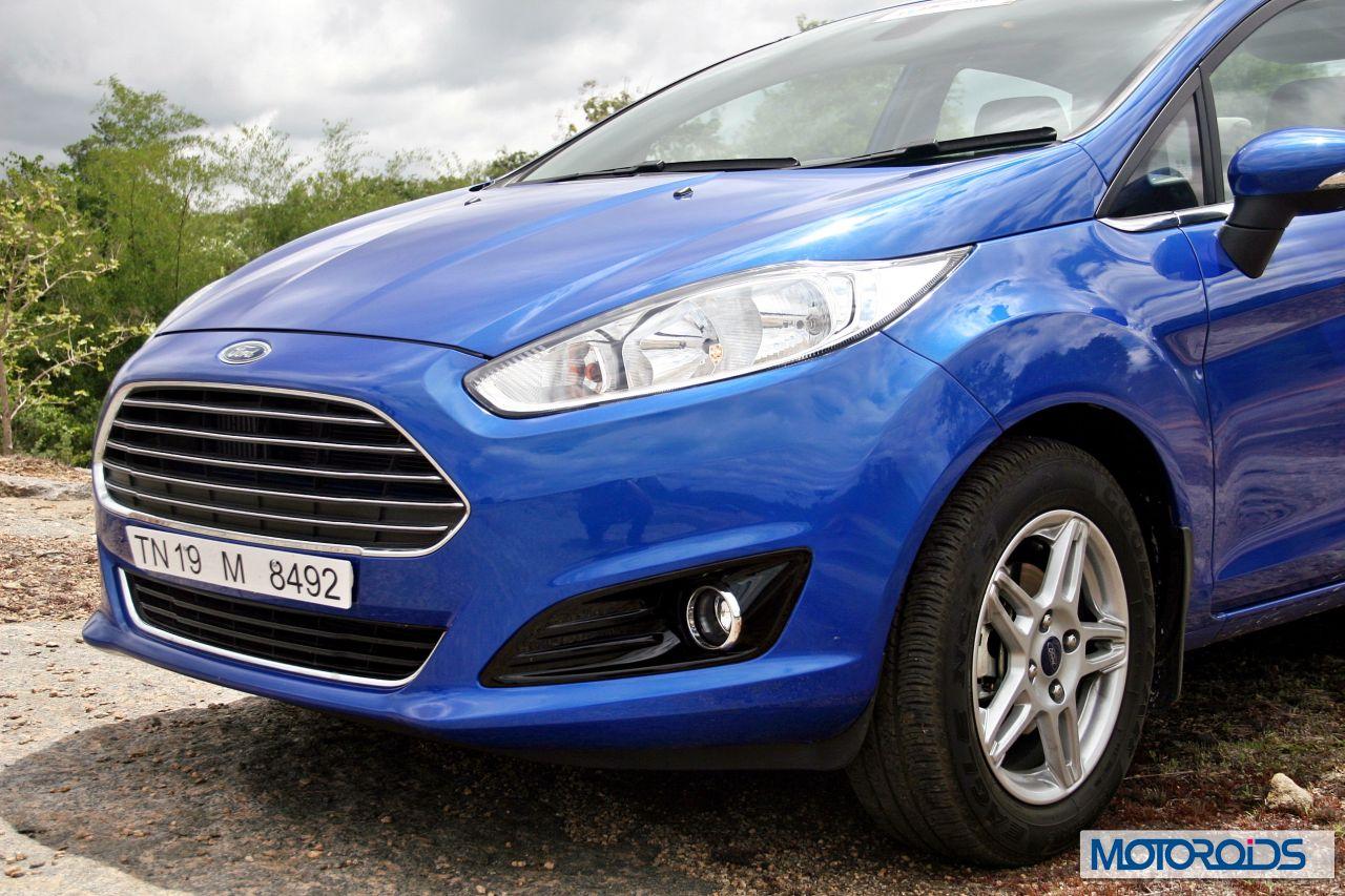 New 2014 Ford Fiesta Exterior 15 Motoroids Com