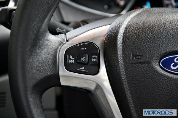 New 2014 Ford Fiesta interior (20)