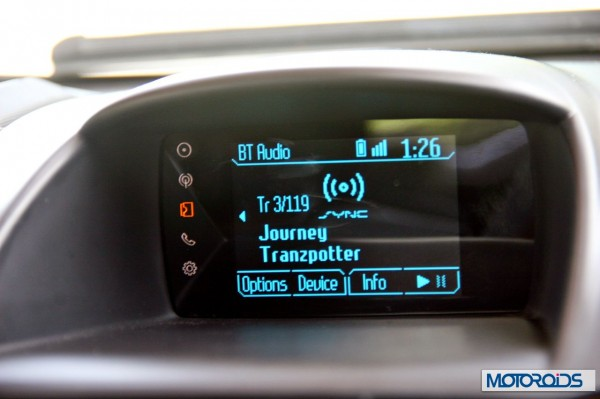New 2014 Ford Fiesta interior (4)