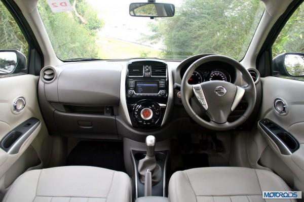 New-2014-Nissan-Sunny-Facelift-interior-2-600x399