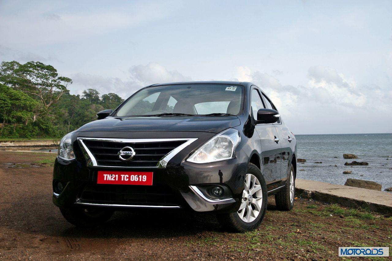 New 2014 Nissan Sunny exterior (11) | Motoroids.com