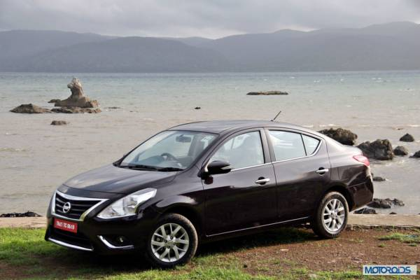New 2014 Nissan Sunny exterior (27)