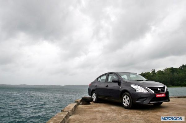 New 2014 Nissan Sunny exterior (36)