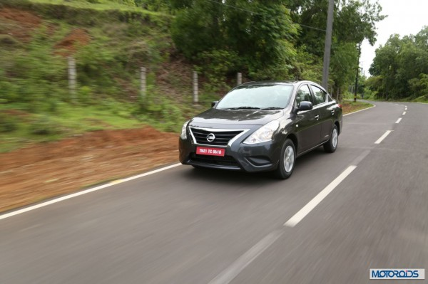 New 2014 Nissan Sunny exterior (5)