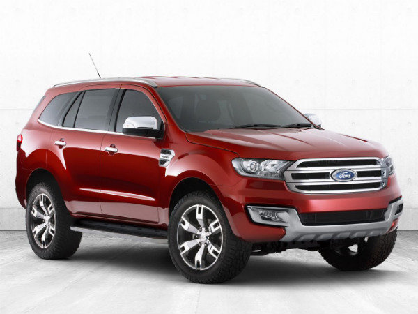 New Ford Endeavour Launch in 2015
