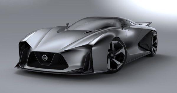 Nissan Concept 2020 Vision Gran Turismo-image