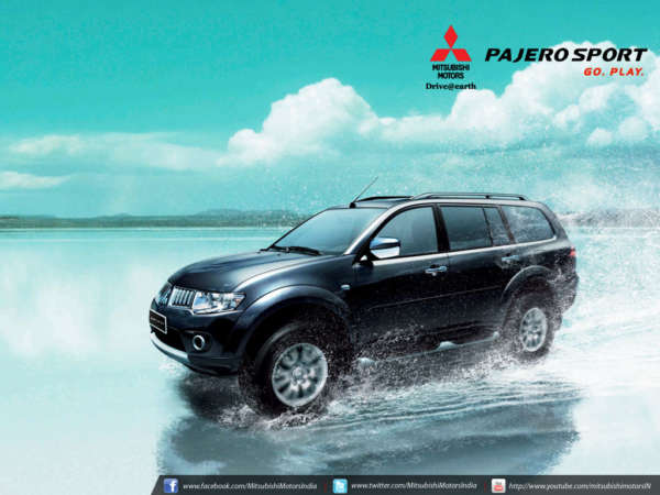 Pajero-Sport-Automatic-Indian-Launch-in-August