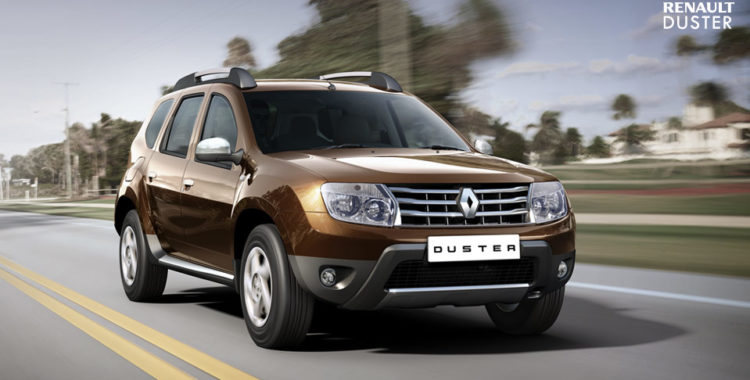 Renault Duster Image1 750x380 SUVs Being Offered With Massive Discounts