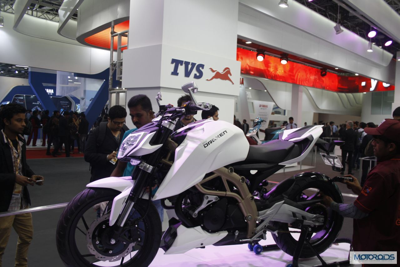 Five Upcoming Tvs Motorcycles And Scooters In India 2015