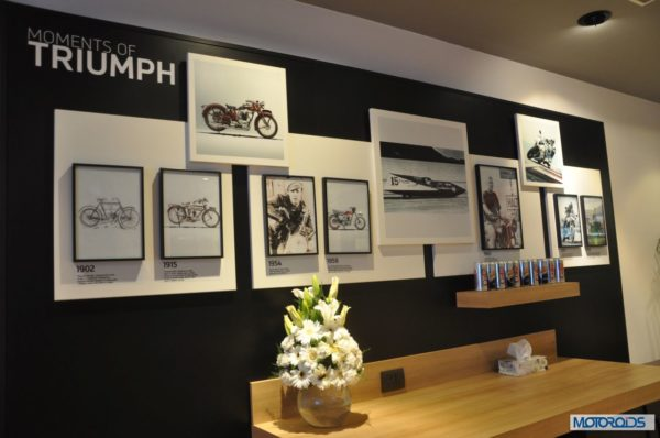 Triumph motorcycles showroom Delhi (5)