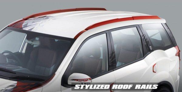 Xuv 500 Sportz roof