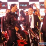 Yamaha's Entry-Level Bike for India