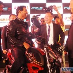 Yamaha's Entry-Level Bike for India