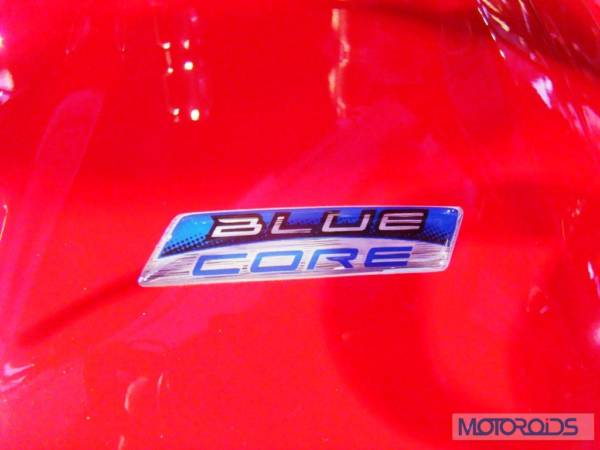 Yamaha's Blue Core Technology Details