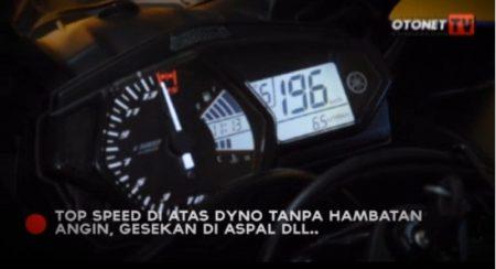 Yamaha R25 Dyno Run Video