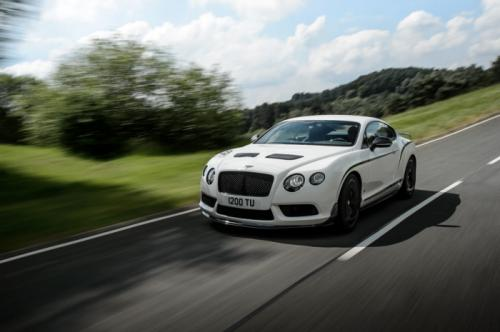 Bentley Continental GT3-R Limited Edition Revealed; Outputs 580 PS