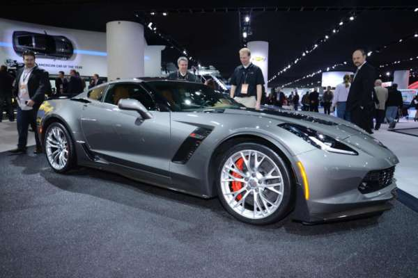 New 2015 Chevrolet Corvette Z06 Power Figures Declared; Details here
