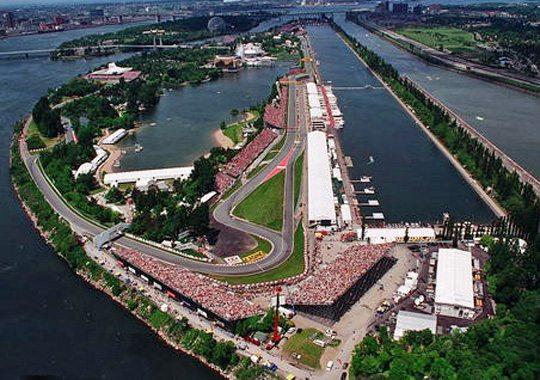 Motor Racing Circuits