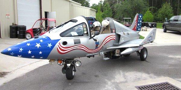 hybrid motorcycle jet