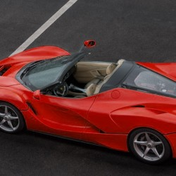 LaFerrari Spider to be more expensive than a Bugatti Veyron?