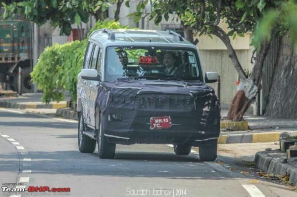 mahindra scorpio facelift launch (1)