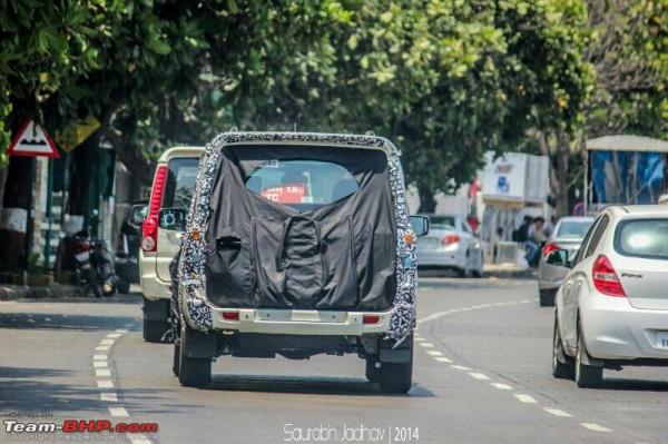 mahindra scorpio facelift launch (4)