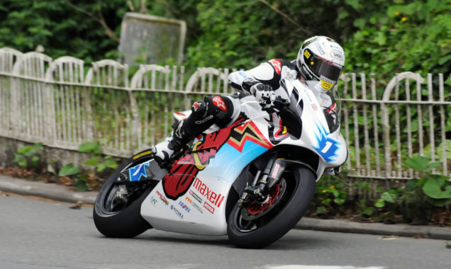 VIDEO: McGuinness makes new record on electric motorcycle at Isle of Man
